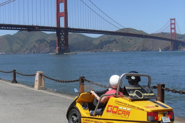 GPS Guided GoCar Tours