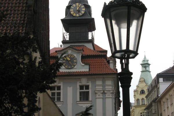 Old Jewish Town Hall