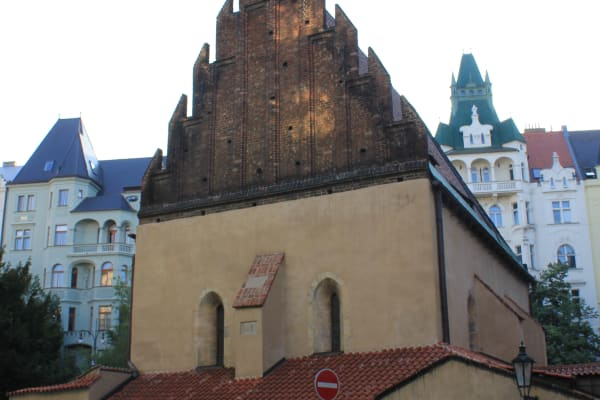 New Old Synagogue