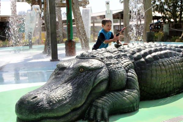 Gator Gully Splash Park