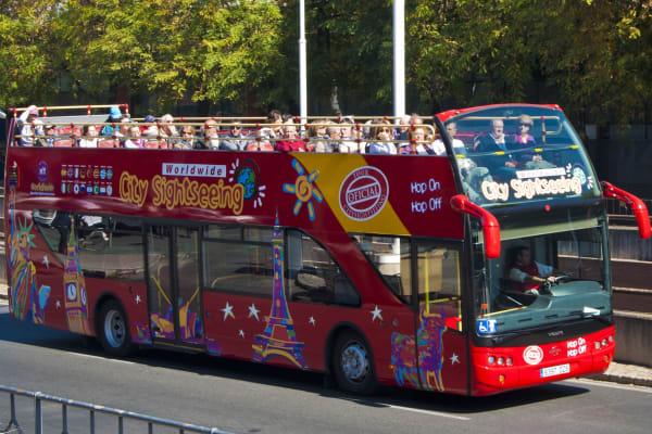 19 Tour Bus Stops