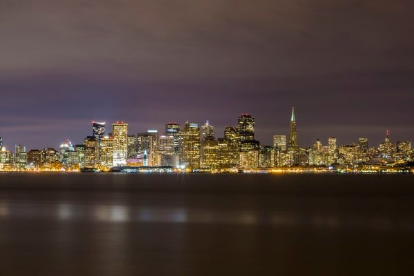 Take the night tour and see the San Francisco skyline all lit up from Treasure Island.