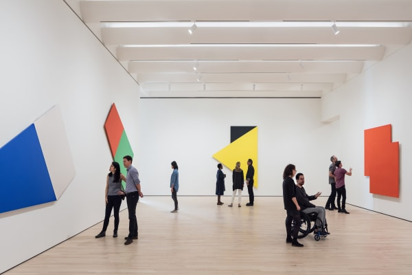 Get your art on at the San Francisco Museum of Modern Art.