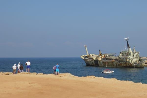 Shipwreck Edro III