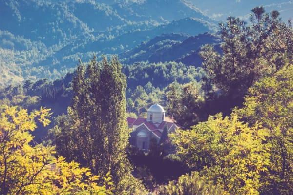 Troodos Mountain