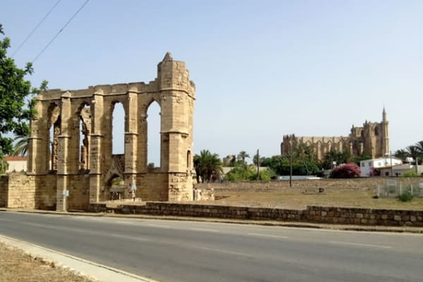 Ancient Famagusta