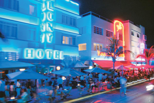 Visit the World Famous South Beach