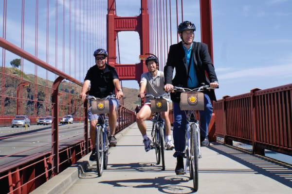Bike the bridge
