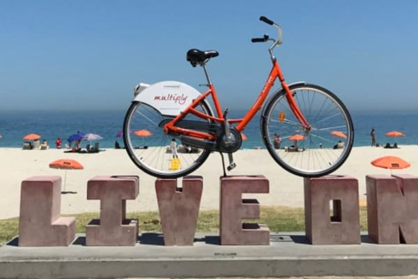 Up Cycles in Camps Bay