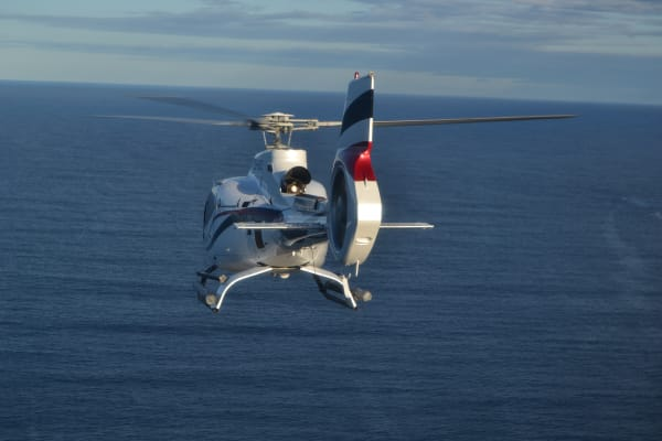 New Airbus quieter chopper
