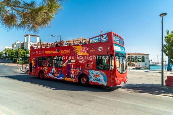 Limassol Marina Tour