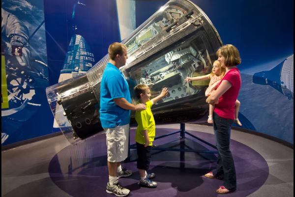 Gemini Lead the way for the Apollo Program