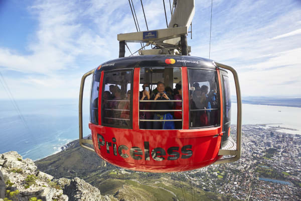 Table Mountain Cableway ticket