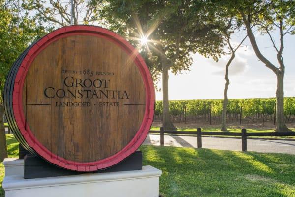 Groot Constantia Tasting & Estate tour