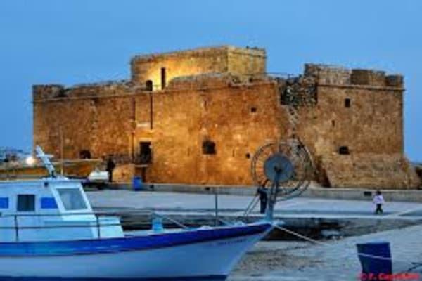 Pafos Castle/Harbour