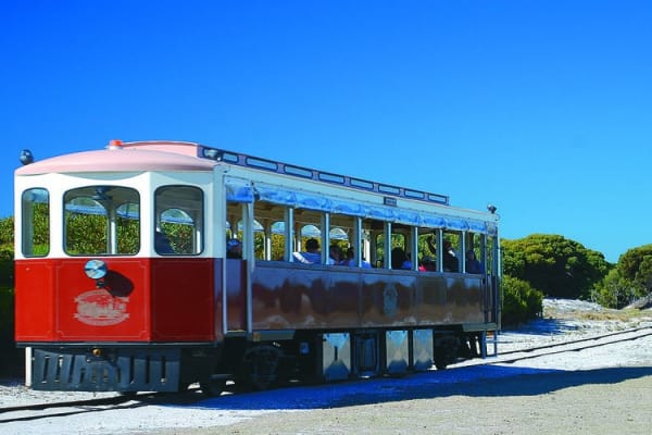 Historic Train Ride