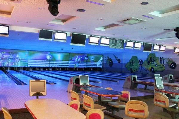 Galactica Bowling