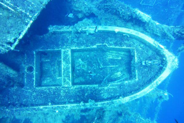 Zenovia Shipwreck