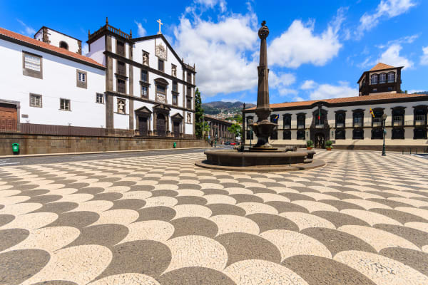 Municipal Square and City Hall
