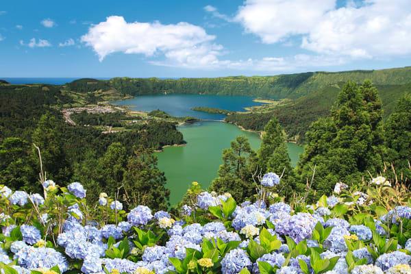 Vista de Rei Viewpoint - São Miguel, Azores