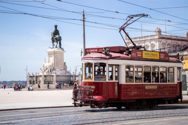 Praça do Comércio - Lisbon