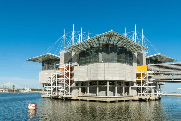 Parques das nações - Lisbon Oceanarium