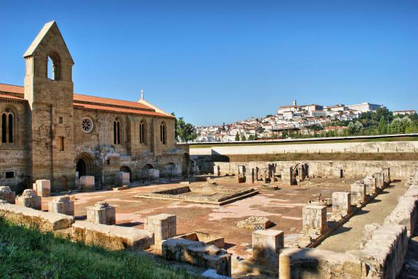 Santa Clara-a-Velha Monastery