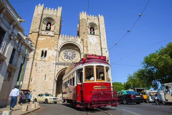 Cathedral - Lisbon