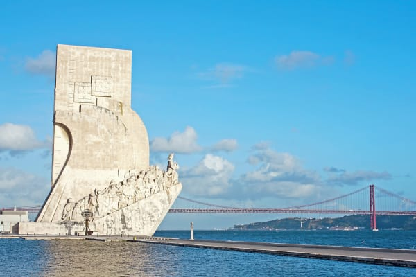 Explore the monumental area of Belem