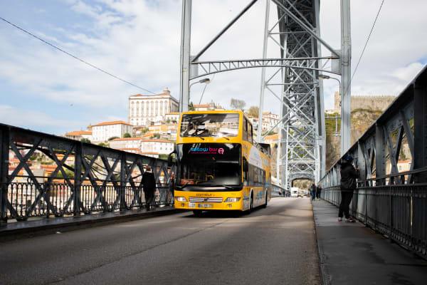 Luís I bridge - Historical Porto