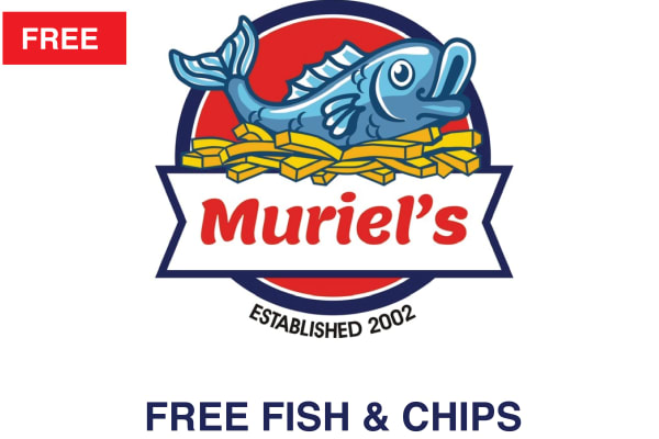 Free Fish & Chips