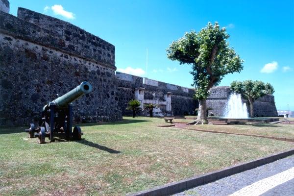 Forte de São Brás -  São Miguel, Azores
