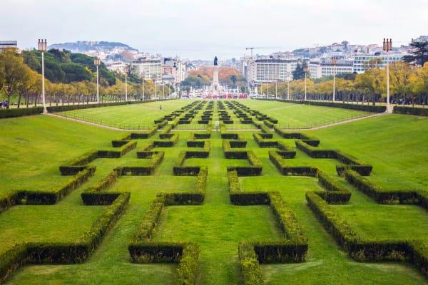 Parque Eduardo VII - Lisbon