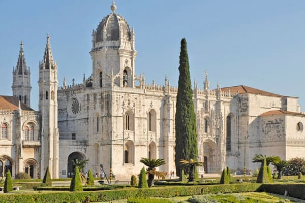 Jerónimos Monastery - Belem