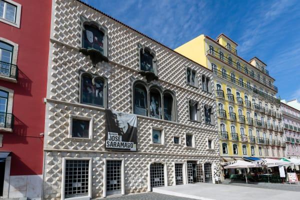 Casa dos Bicos - Lisbon