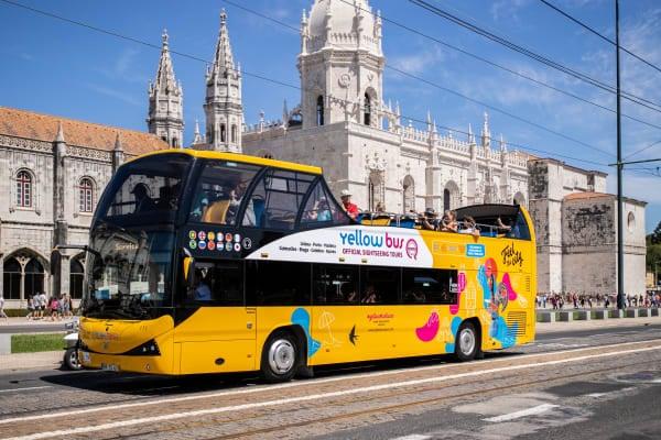 Jerónimos Monastery - Belem Lisbon Bus Tour