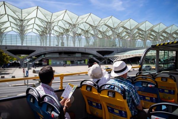 Oriente Station - Modern Lisbon Bus tour