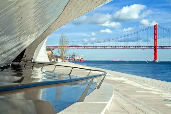 MAAT Museum View - Belem