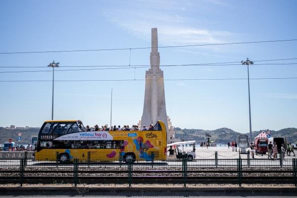 Monument to the Discoveries - Belem Lisbon Bus Tour