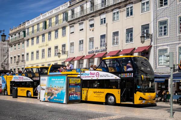 Panoramic Buses Terminal - Praça da Figueira