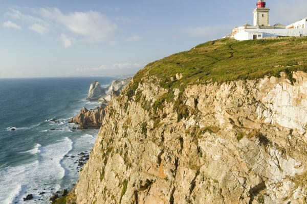 Cabo da Roca - the westernmost point of continental europe