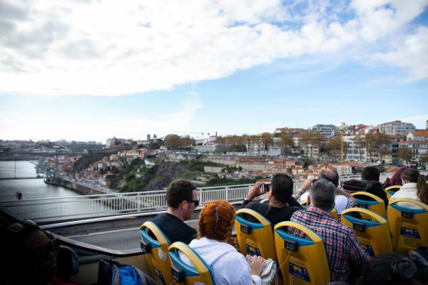 Douro river view - Porto Vintage Bus Tours
