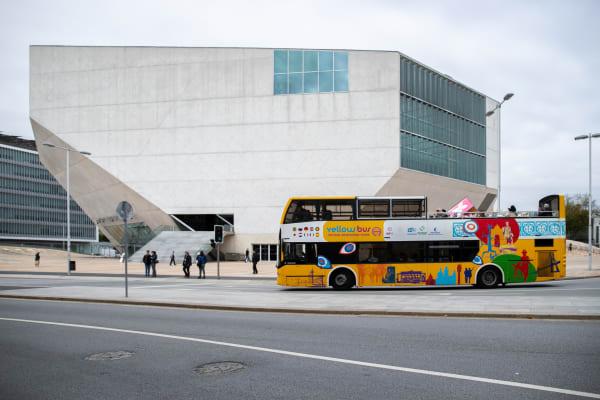 Casa da Música - Porto Vintage Bus Tours