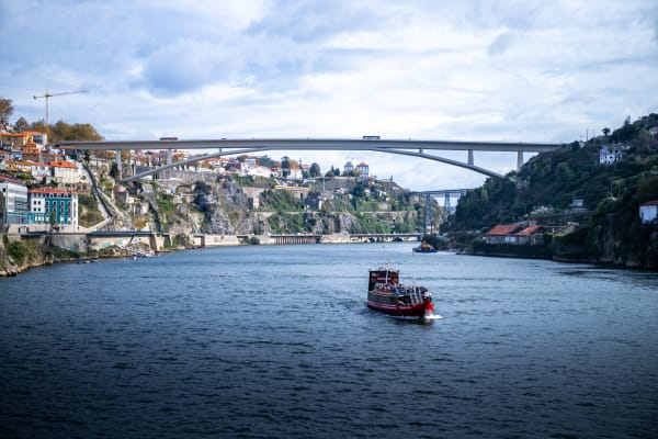 Culture and leisure along River Douro