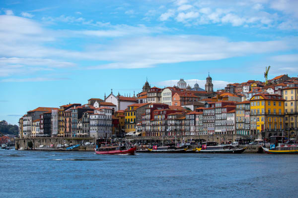 Discover the best Porto views from the River Douro