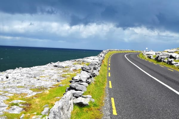 Our tour incorporates some of the most stunning stretches of this 2,500km route
