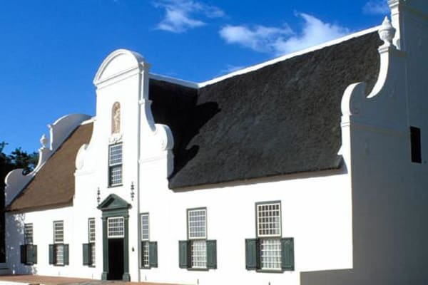 Groot Constantia Wine tasting included
