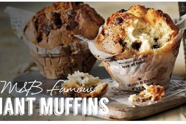 Giant Muffins