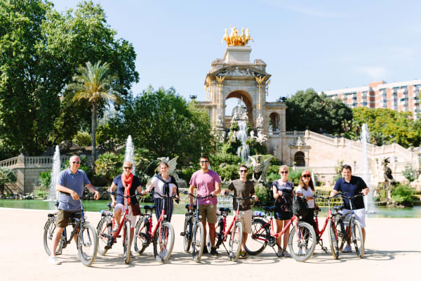 The Parc de la Ciutadella