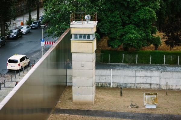 The Bernauer Straße Wall Memorial